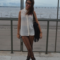 Look Do Dia - Despedida Fashion Rio #2