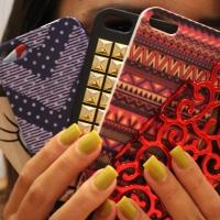Minhas capinhas para Iphone5